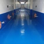 Ripristino esterno vasche enologiche e pavimento presso cantina di Pavia - Dopo i lavori