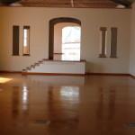 Realizzazione di pavimentazione multistrato e trattamento lavabile pareti presso cantina (prov. Forlì Cesena).