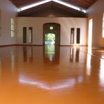 Realizzazione di pavimentazione multistrato e trattamento lavabile pareti preso cantina (provincia di Forlì – Cesena)