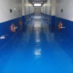 Ripristino esterno vasche enologiche e pavimento presso cantina di Pavia – DOPO