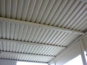 Trattamento in resina epossidica per incapsulamento cemento amianto superficie interna